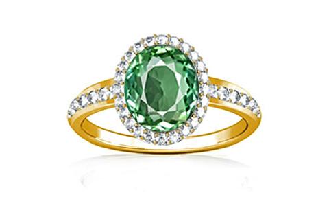 Tourmaline Gold Ring (R1-Dazzle)