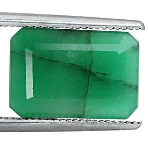 Emerald (Panna) - 3.85 carats