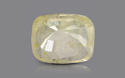 Yellow Sapphire - 8.49 carats