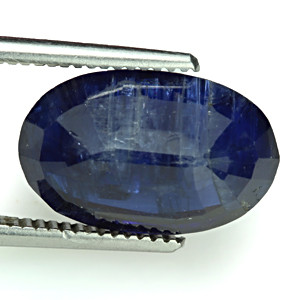 Blue Kyanite - 5.22 carats