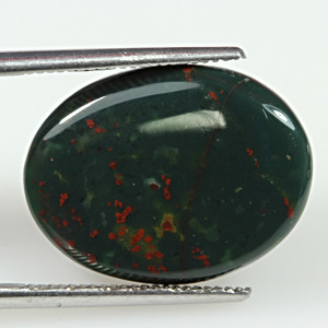 Bloodstone - 10.89 carats