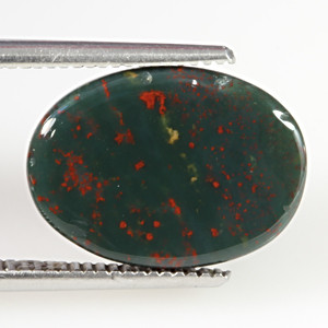Bloodstone - 7.22 carats