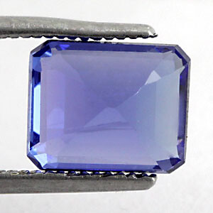 Tanzanite - 2.72 carats