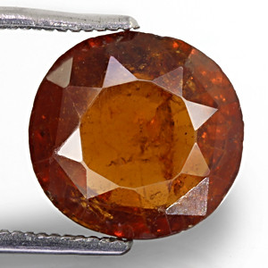 Hessonite - 5.61 carats