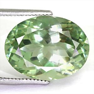 Green Amethyst - 7.97 carats
