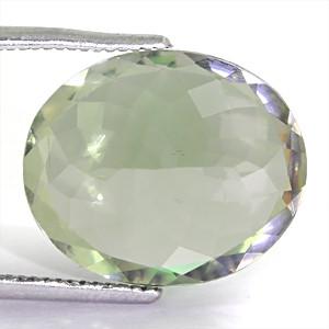 Green Amethyst (Prasiolite) - 7.17 carats