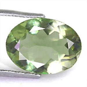 Green Amethyst (Prasiolite) - 4.65 carats