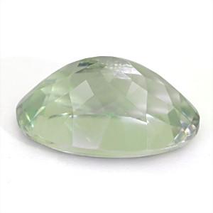 Green Amethyst - 6.85 carats
