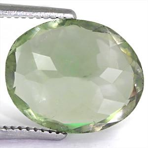 Green Amethyst (Prasiolite) - 4.17 carats