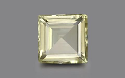 Green Amethyst (Prasiolite) - 4.89 carats