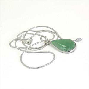 Green Aventurine Pendant - 6.82 grams (GP13626)