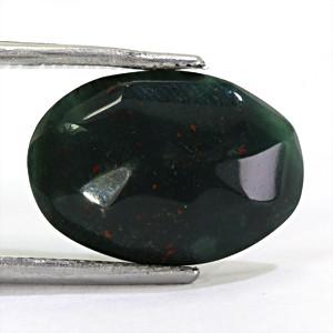 Bloodstone - 6.06 carats