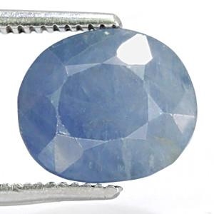 Blue Sapphire - 4.91 carats