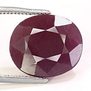 Ruby - 6.97 carats
