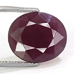 Ruby - 6.30 carats