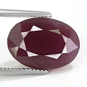 Ruby - 5.57 carats