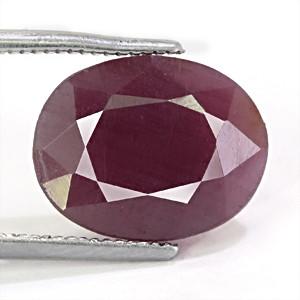Ruby - 6.84 carats