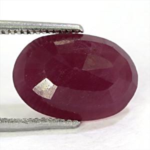 Ruby - 5.68 carats