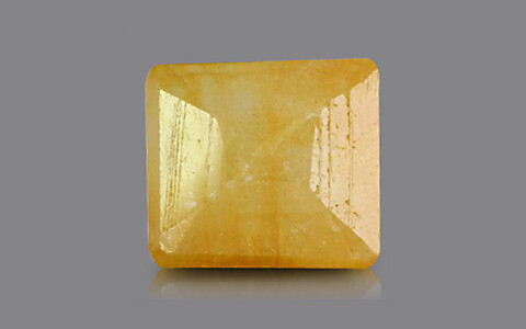 Yellow Sapphire - 8.58 carats
