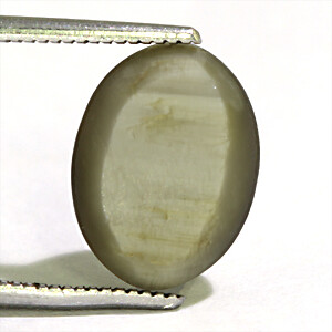 Quartz Cat's Eye - 5.71 carats