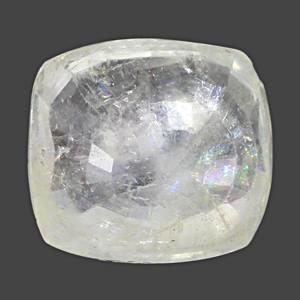 White Sapphire - 5.29 carats
