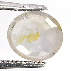 White Sapphire - 1.68 carats