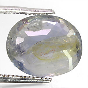 Pitambari Neelam - 4.48 carats