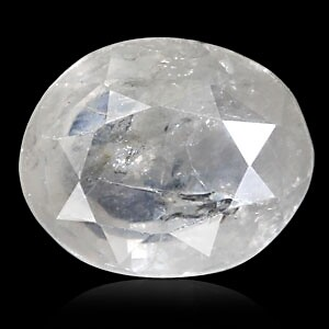 White Sapphire - 4.69 carats