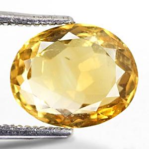 Citrine - 3.44 carats