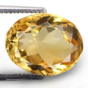 Citrine - 4.61 carats