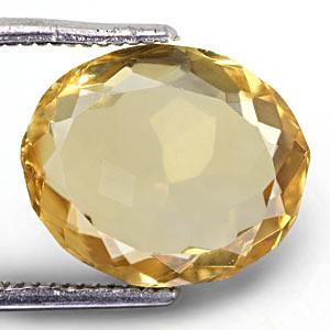 Citrine - 4.38 carats