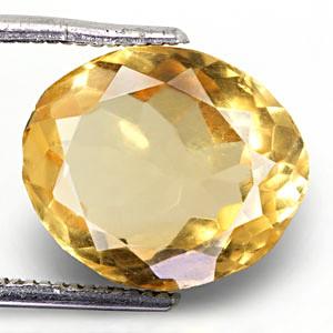 Citrine - 5.28 carats