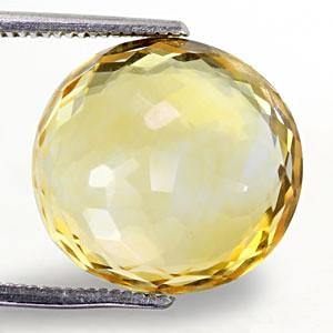Citrine - 9.42 carats