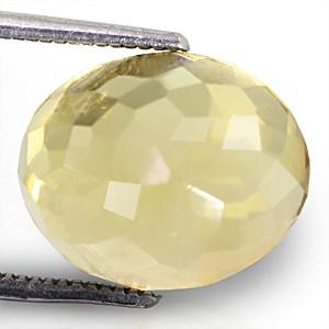 Citrine - 7.91 carats