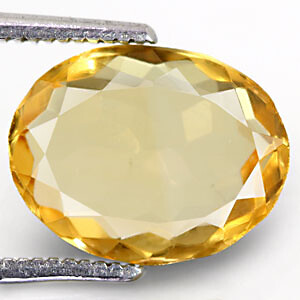 Citrine - 3.40 carats