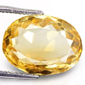 Citrine - 5.84 carats