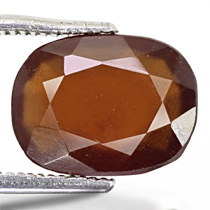 Hessonite (Gomed) - 4.12 carats