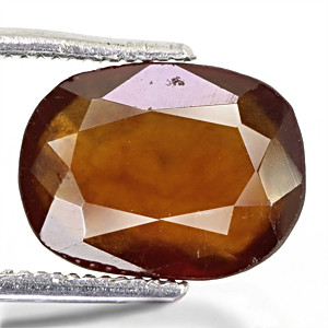 Hessonite (Gomed) - 4.05 carats