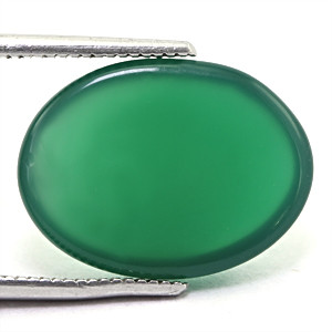 Green Onyx - 6.66 carats