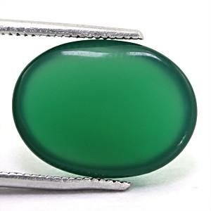 Green Onyx - 6.58 carats