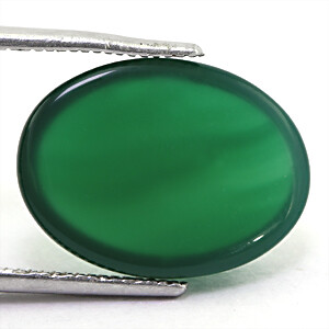 Green Onyx - 7.24 carats