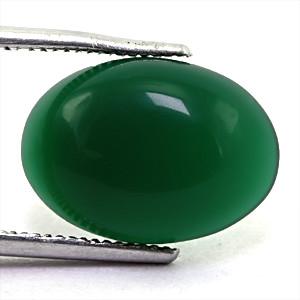 Green Onyx - 5.52 carats