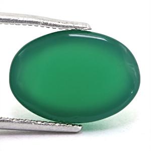 Green Onyx - 5.08 carats