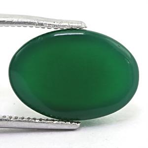 Green Onyx - 5.17 carats