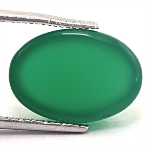 Green Onyx - 6.35 carats