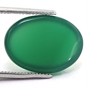 Green Onyx - 7.06 carats