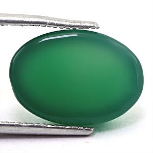 Green Onyx - 5.91 carats