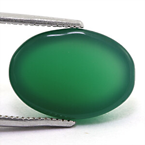 Green Onyx - 5.72 carats