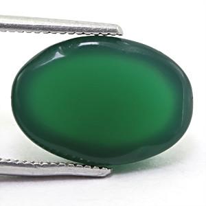 Green Onyx - 5.36 carats