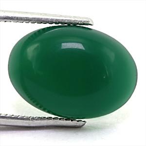 Green Onyx - 5.87 carats